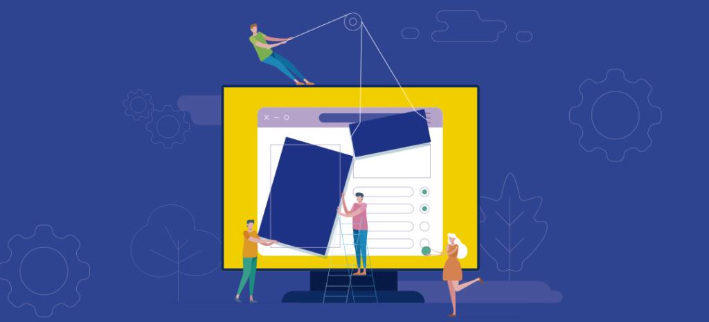 Remarketing digital: rede de display