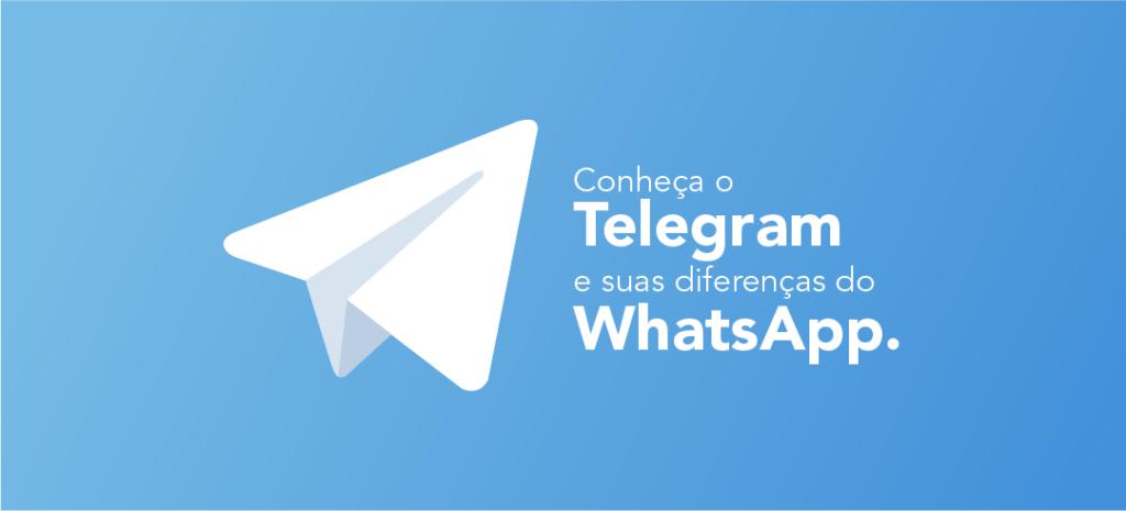 Conheça o Telegram e suas ferramentas para troca de mensagens.