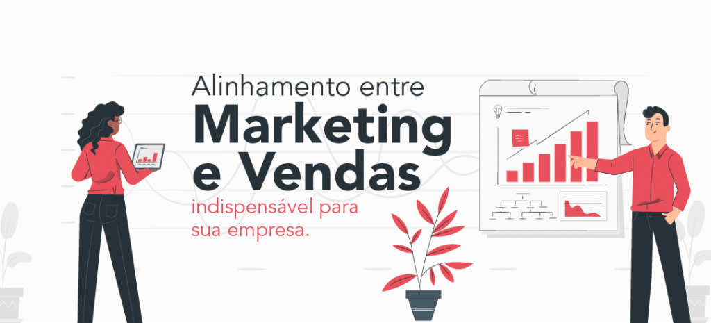 Alinhamento entre marketing e vendas