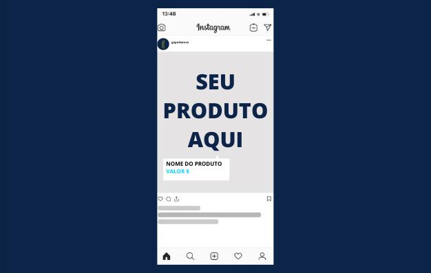 Vitrine Instagram