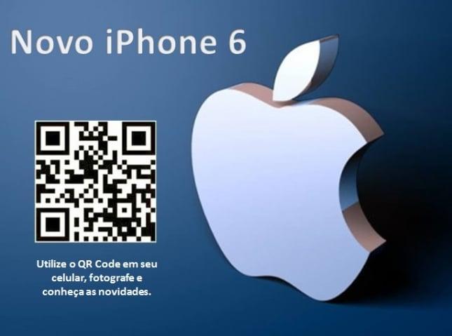 QR Code - Apple