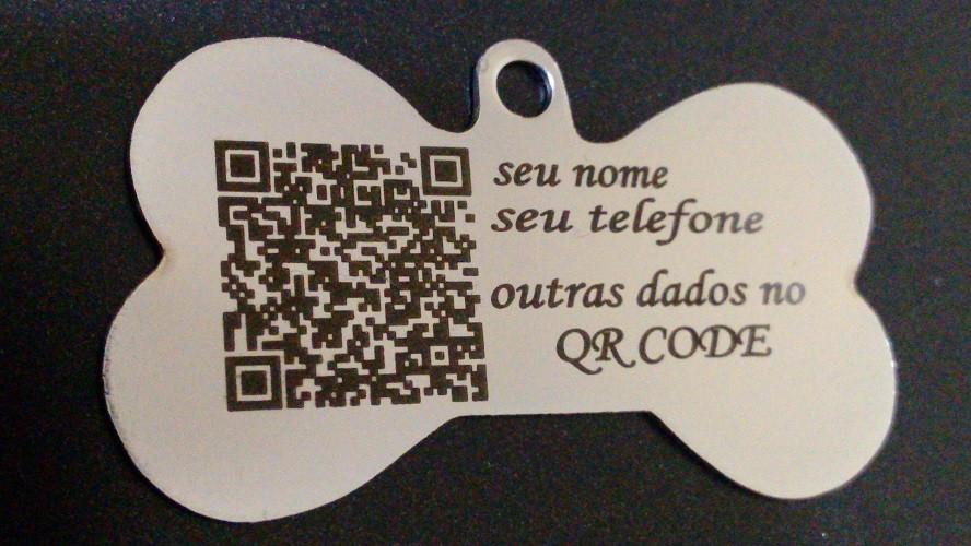 QR Code - Coleira